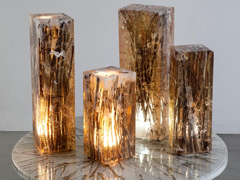 Serie d'ambra legno