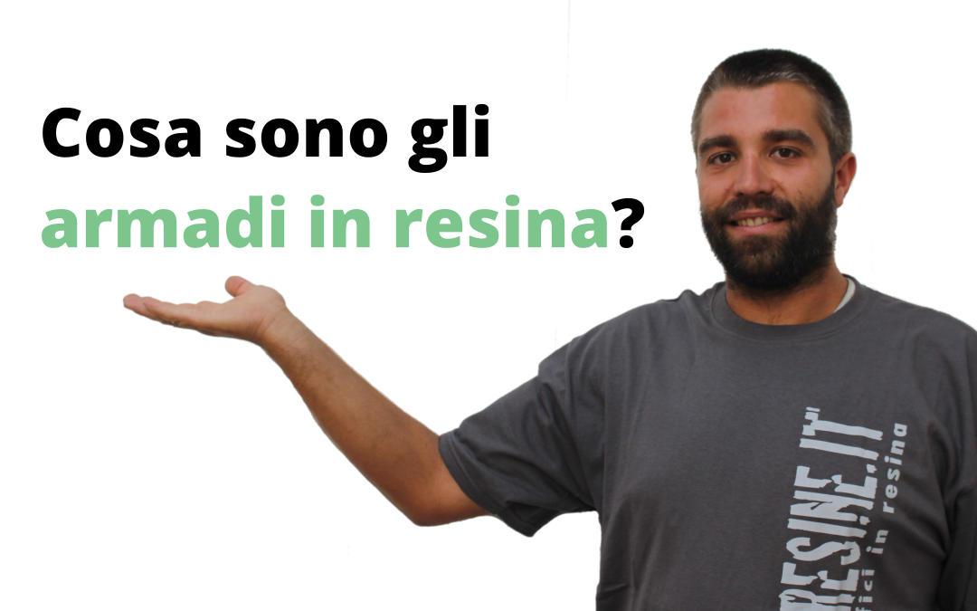 Armadi In Resina Colorati.Armadi In Resina Dai Un Tocco Di Originalita Alla Tua Casa